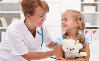 Недостаток железа в организме ребенка