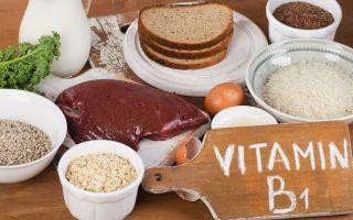 В норме ли у вас витамин В1?