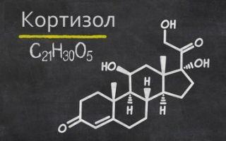 Кортизол повышен: симптомы, причины, лечение, питание