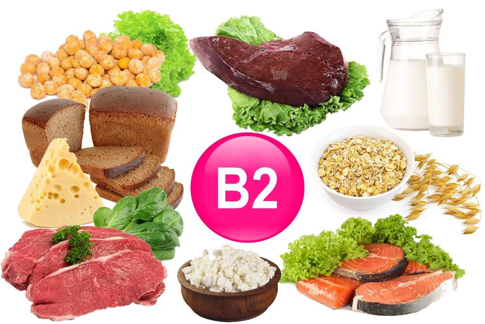В норме ли у вас витамин В2?