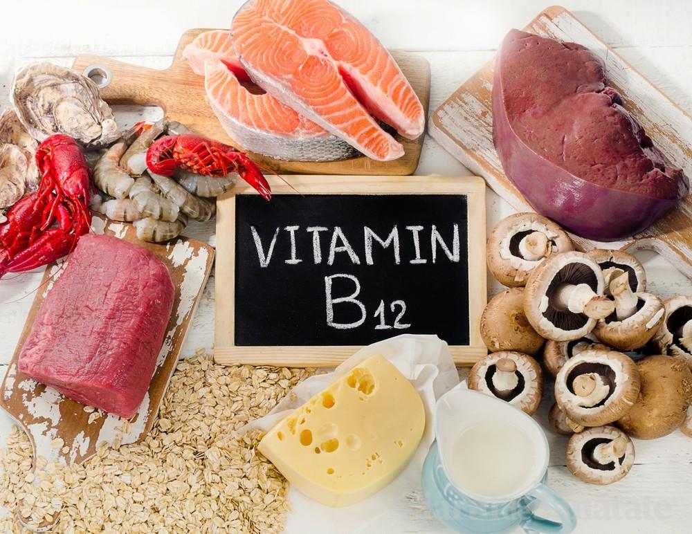 В каких продуктах питания содержится витамин В12?